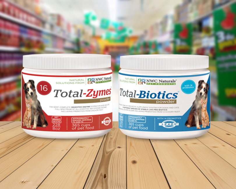 enzymes and probiotics
